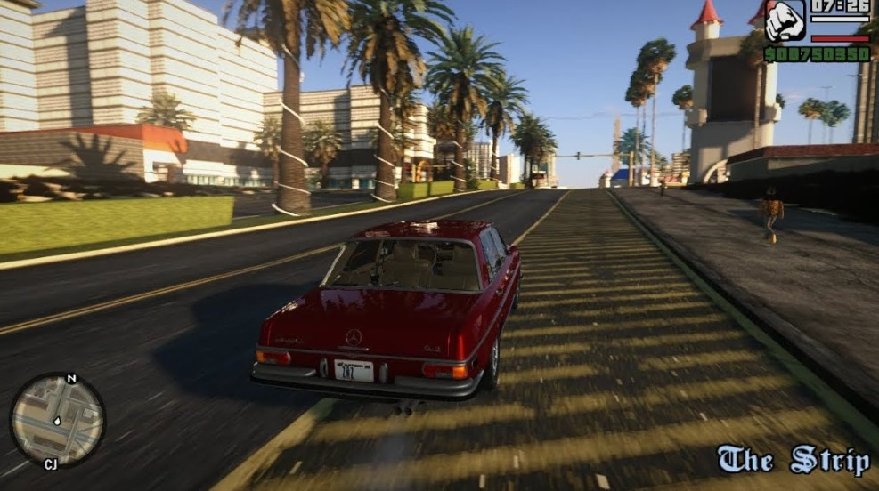 GTA San Andreas APK 2 0v Download - RoboModo
