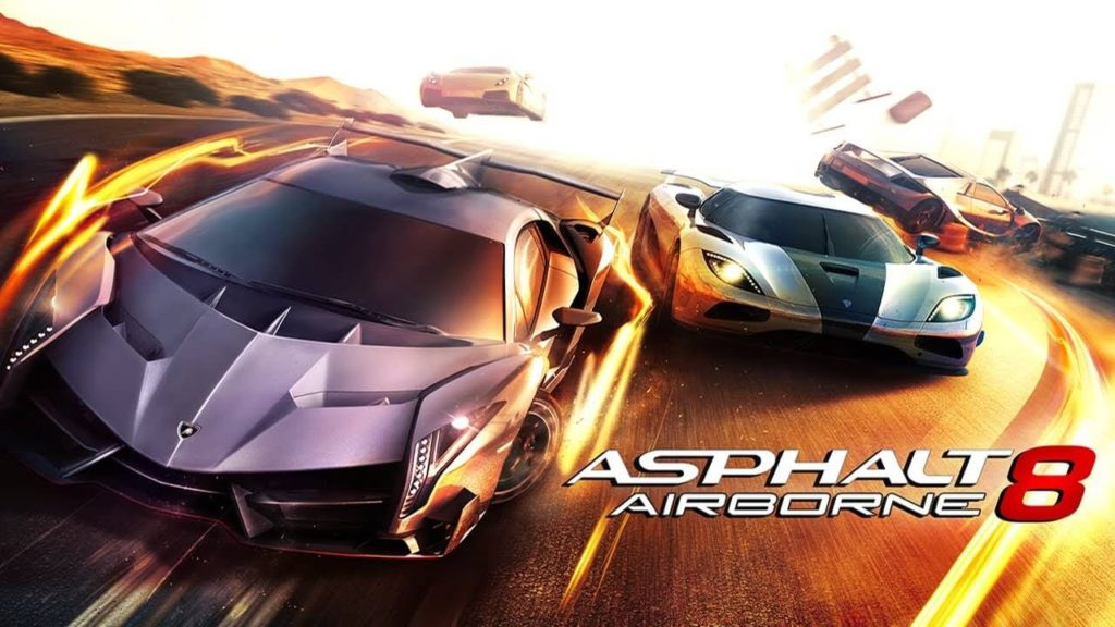 Asphalt 8 Mod APK v4 3 0 [ Hack, Unlimited credit, Money, Nitro]
