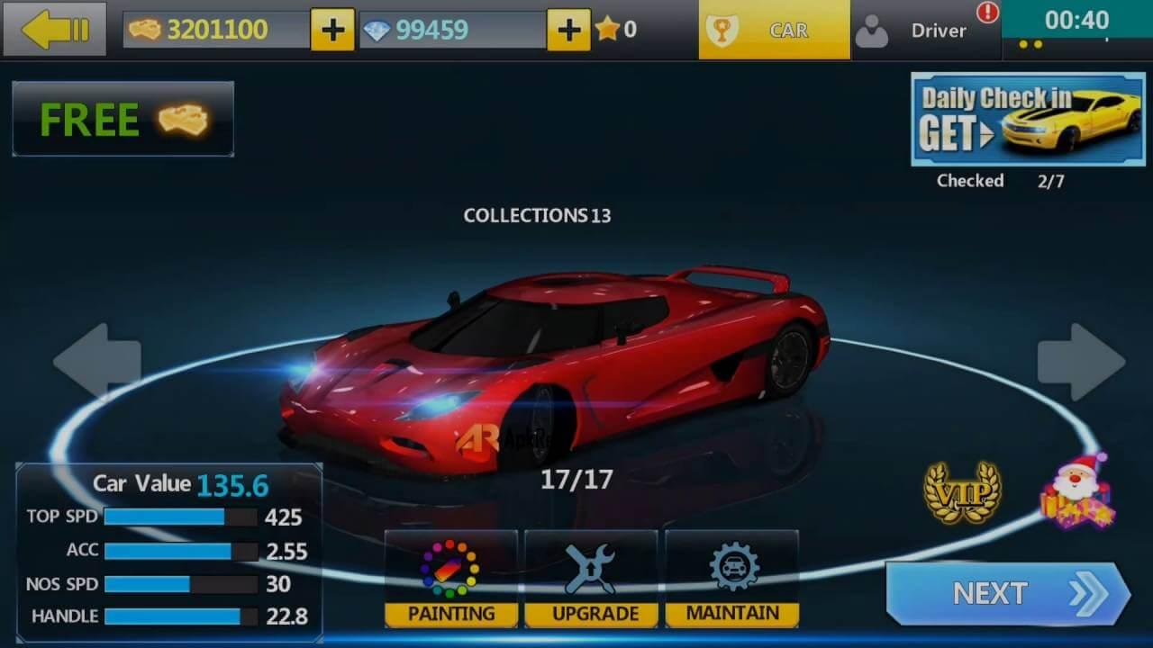 City Racing 3D game play