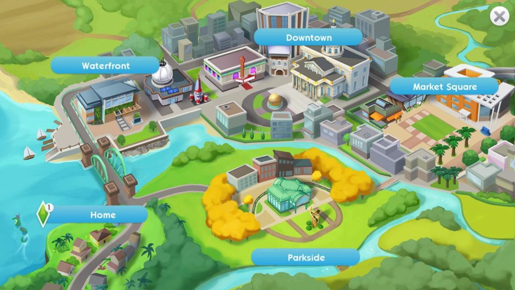 the sims mobile mod apk