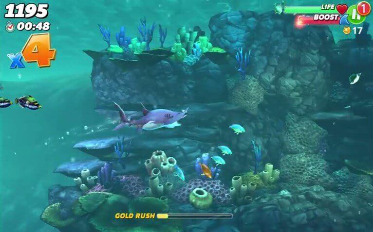 Hungry Shark World Mod APK v3 4 0 - RoboModo