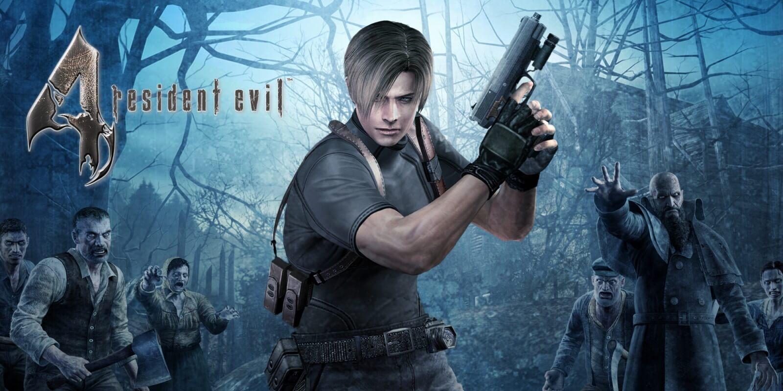 Resident Evil 4 Apk v1 01 01 Download - RoboModo
