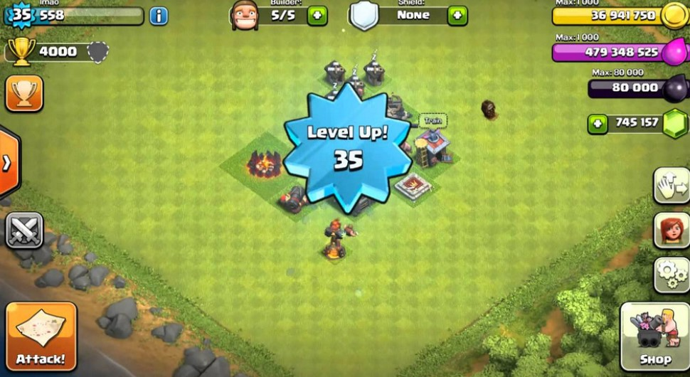 clash of clans gems and coins hack download