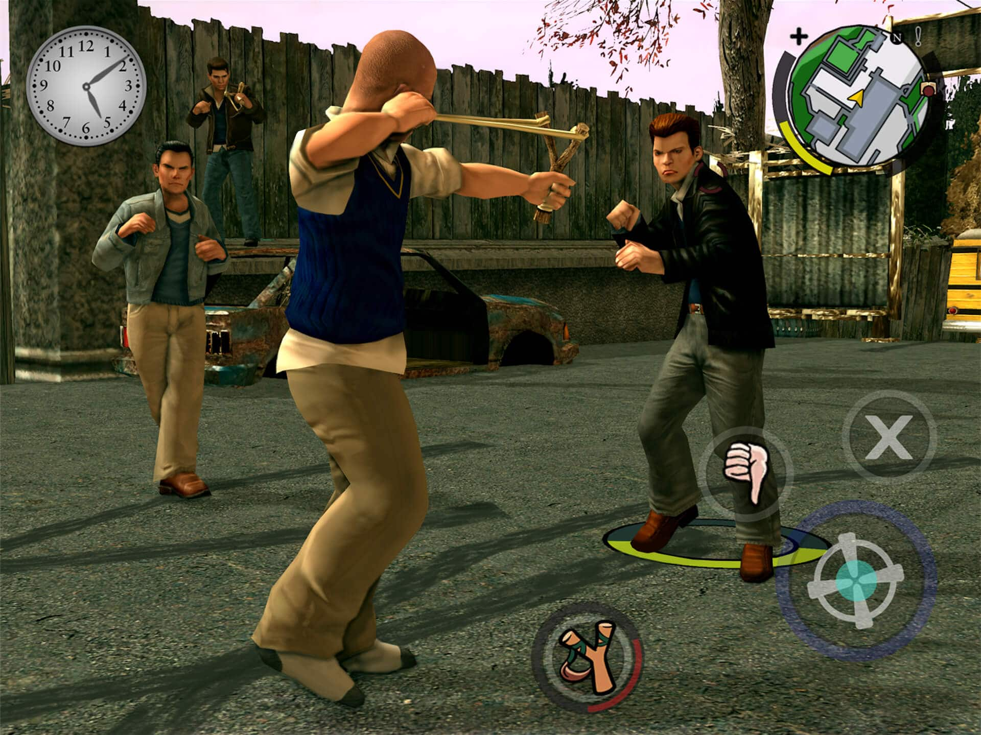 Bully Anniversary Edition Gameplay