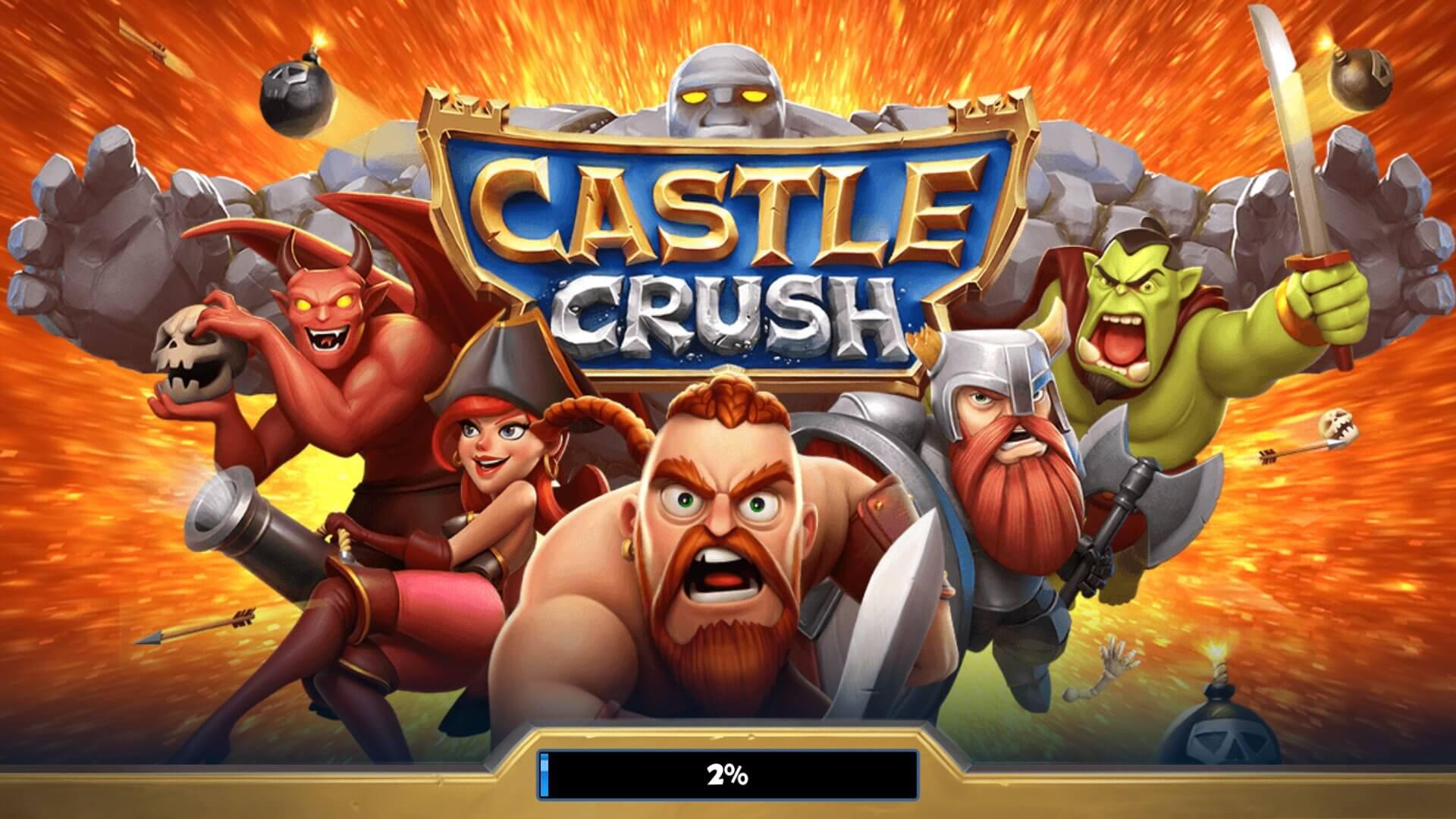 Castle Crush Mod APK v4 1 5 [Hack and Unlimited Cheats] - RoboModo