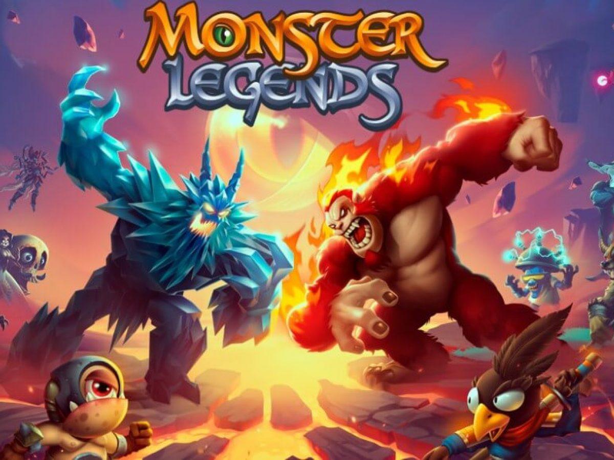 Monster Legends Apk Mod V9 2 10 Unlimited Money Gems