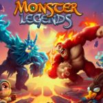Monster Legends APK Mod v9.2.10 [Unlimited Money, Gems]