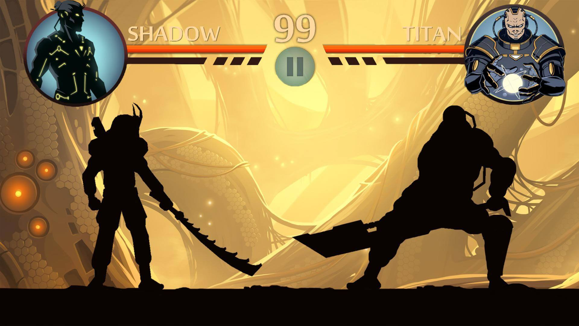 Shadow Fighter Gameplay