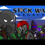 Stick War Legacy Mod APK v1.11.130 [Unlimited Money, Gems Hack]