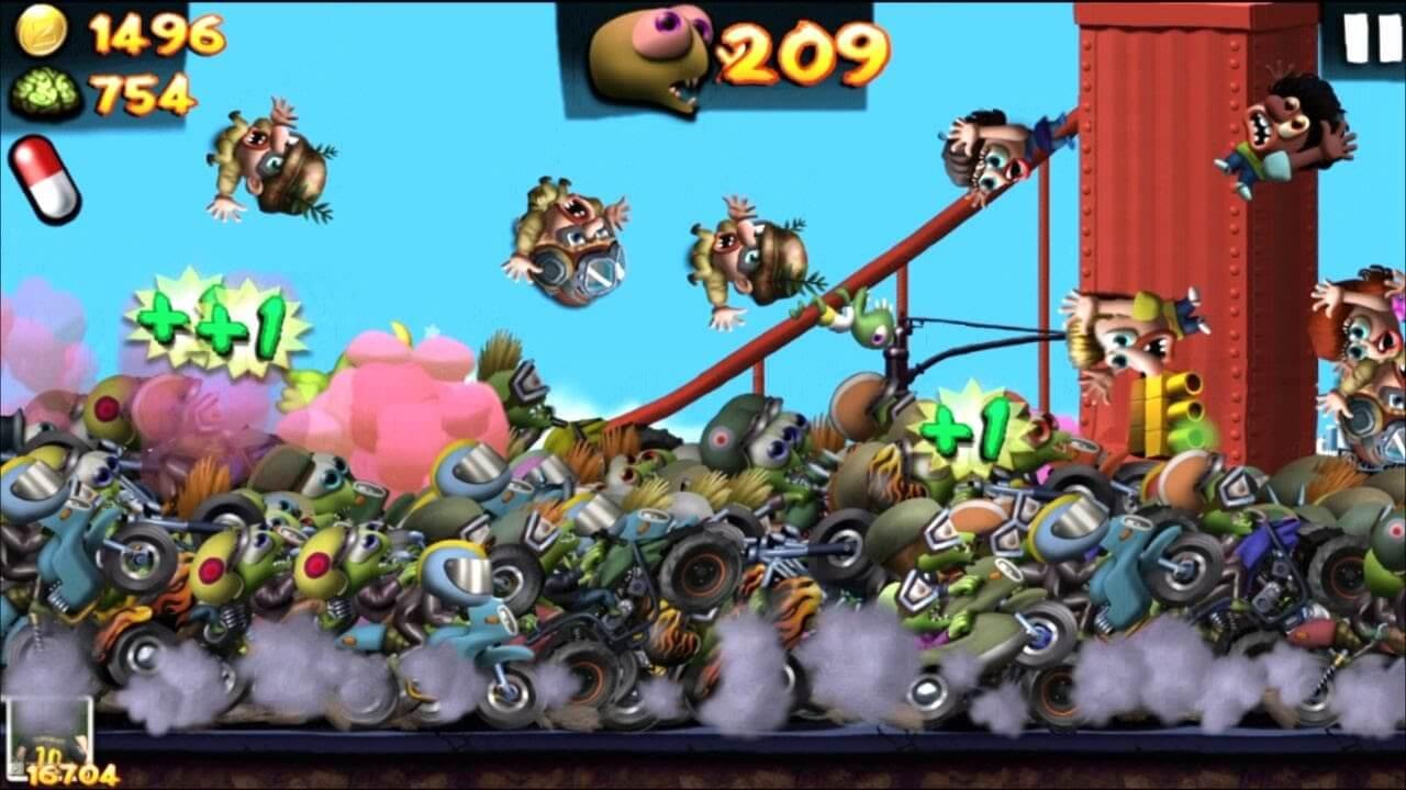 Zombie Tsunami Gameplay