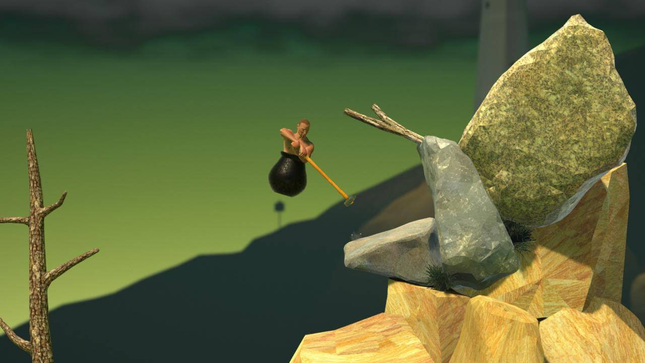 Getting Over It Game