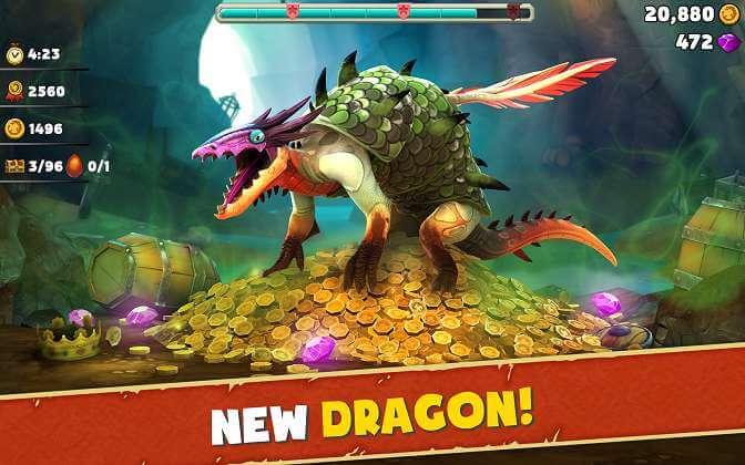 Hungry Dragon hack