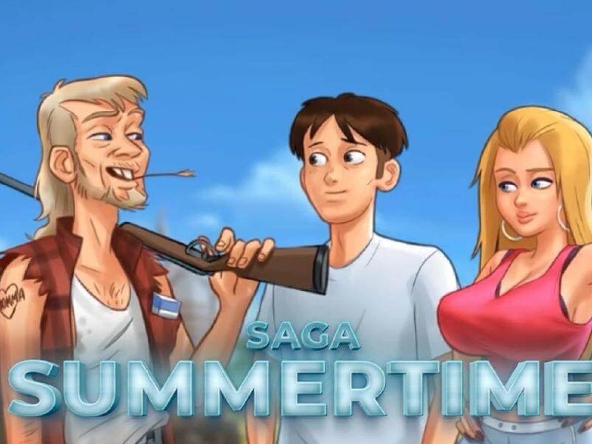 Adult Games Summertime Saga summertime saga mod apk v14.5 [mod, hack, unlock all]
