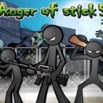 Anger of Stick 5 APK v1.1.8 Zombie [Unlimited Money]
