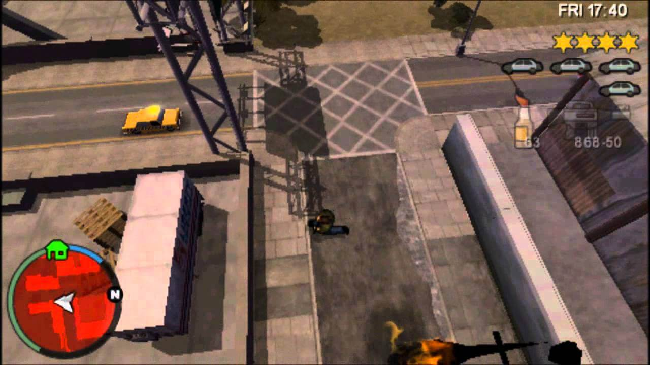 GTA Chinatown Wars Gameplay