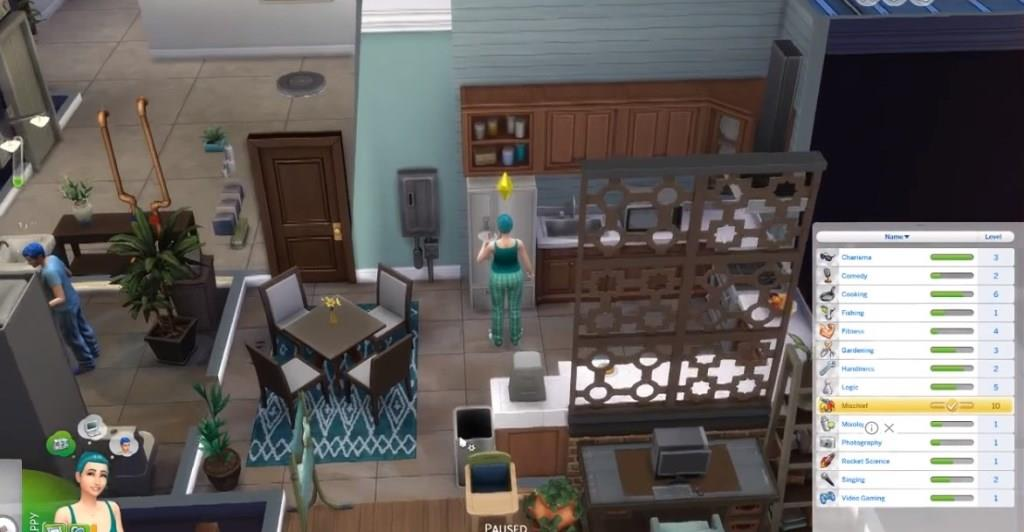 Not So Berry- Sims 4 Challenge