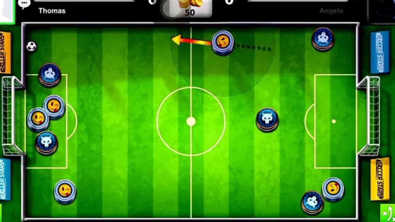 Soccer Stars Gameplay