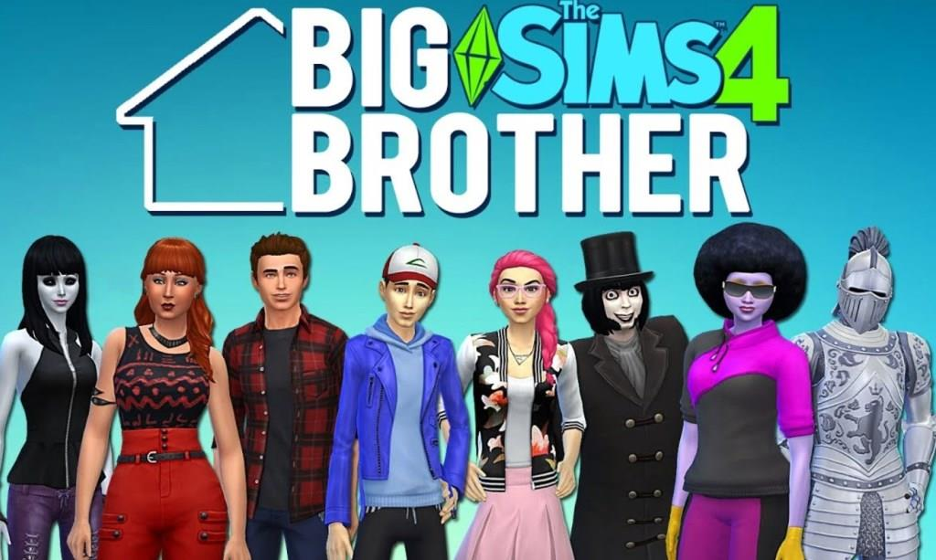 The Big Brother- Sims Challenge