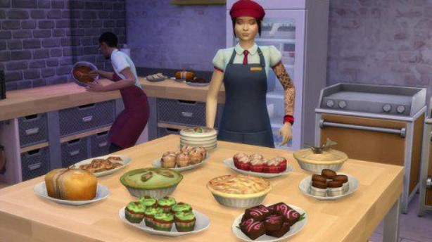The Master Chef- Sims Challenge