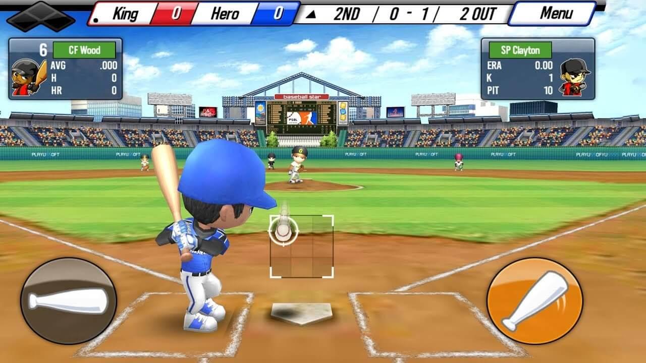 Baseball Star Gameplay