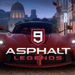 Asphalt 9 Mod Apk / Download