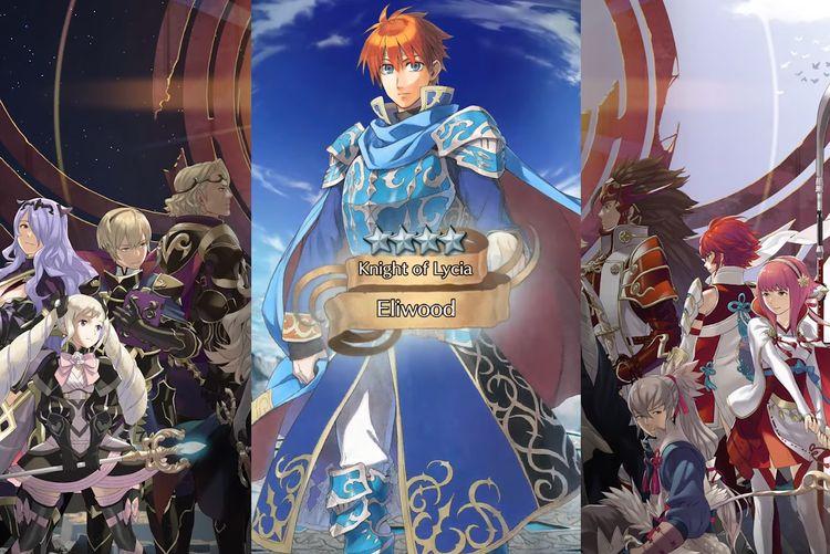 Eliwood (Fire Emblem Heroes APK)