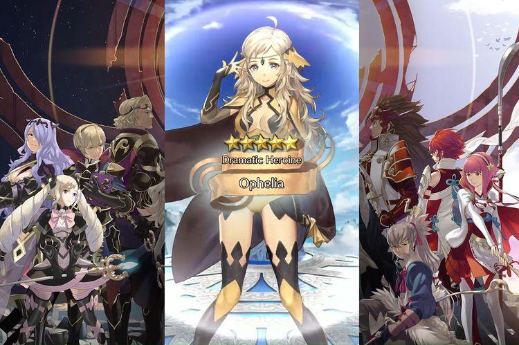 Ophelia (Fire Emblem Heroes APK)