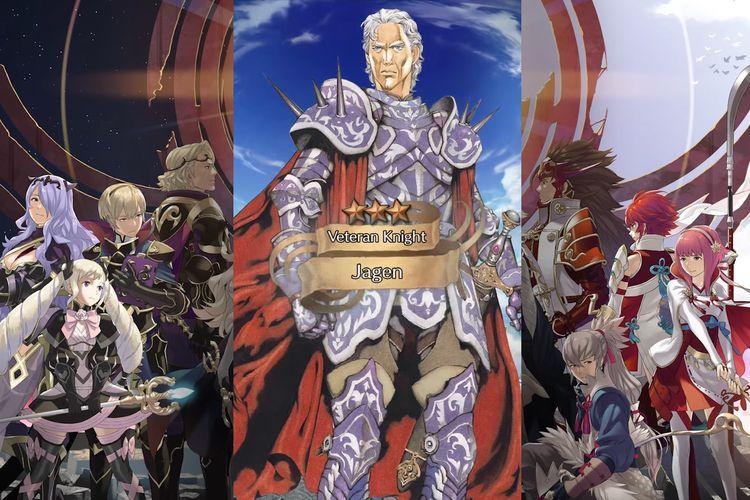 Jagen (Fire Emblem Heroes APK)
