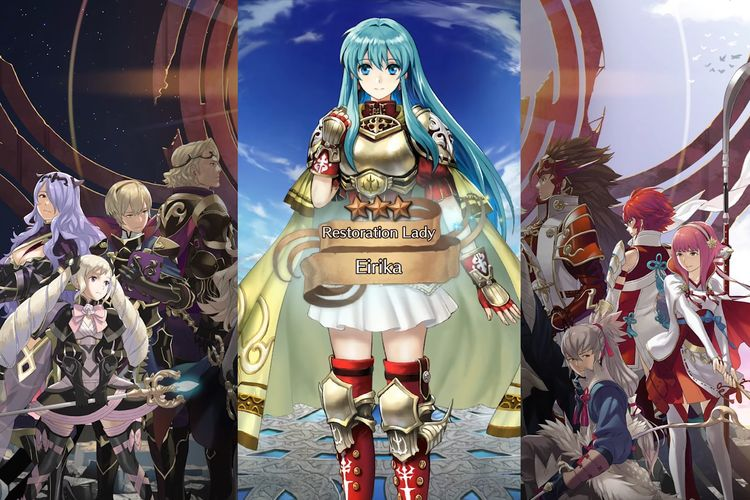 Eirika (Fire Emblem Heroes APK)