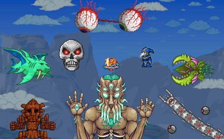 Terraria Monsters