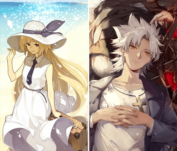 Fate Grand Order Apocrypha charactersFate Grand Order ApocFate Grand Order Apocrypha charactersrypha characters
