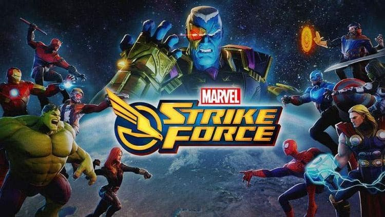 New Commanders in The Marvel Strike Force