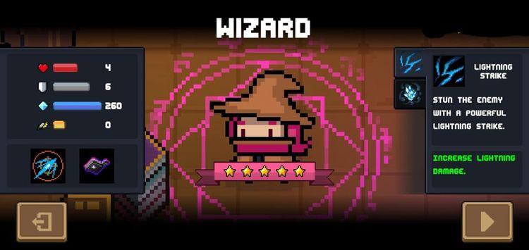 Wizard Soul Knights 2.6.5