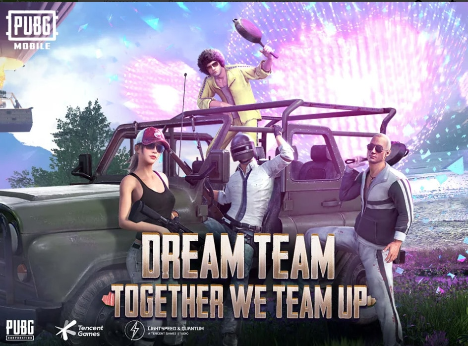 PUBG Mobile Dream Team